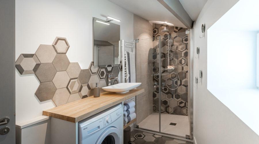 decorizon decoratrice d'interieur machine a laver salle de baisn